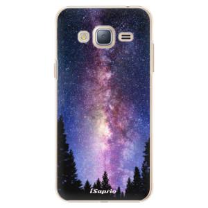 Plastové pouzdro iSaprio Milky Way 11 na mobil Samsung Galaxy J3 2016 - poslední kousek za tuto cenu