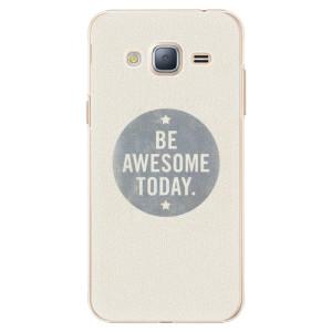 Plastové pouzdro iSaprio Awesome 02 na mobil Samsung Galaxy J3 2016