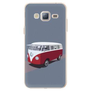 Plastové pouzdro iSaprio VW Bus na mobil Samsung Galaxy J3 2016