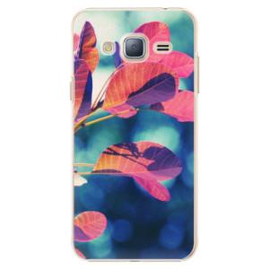 Plastové pouzdro iSaprio Autumn 01 na mobil Samsung Galaxy J3 2016