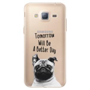 Plastové pouzdro iSaprio Better Day 01 na mobil Samsung Galaxy J3 2016
