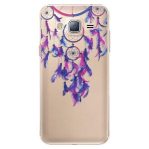 Plastové pouzdro iSaprio Dreamcatcher 01 na mobil Samsung Galaxy J3 2016