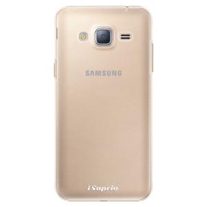 Plastové pouzdro iSaprio 4Pure mléčné bez potisku na mobil Samsung Galaxy J3 2016