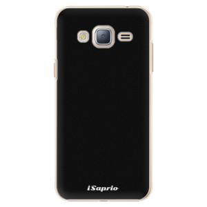 Plastové pouzdro iSaprio 4Pure černé na mobil Samsung Galaxy J3 2016