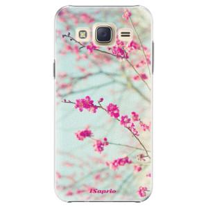 Plastové pouzdro iSaprio Blossom 01 na mobil Samsung Galaxy J5