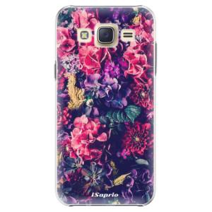 Plastové pouzdro iSaprio Flowers 10 na mobil Samsung Galaxy J5