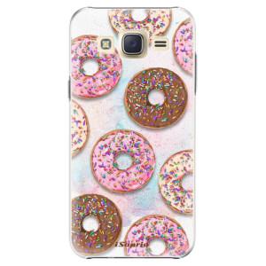 Plastové pouzdro iSaprio Donuts 11 na mobil Samsung Galaxy J5