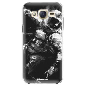 Plastové pouzdro iSaprio Astronaut 02 na mobil Samsung Galaxy J5