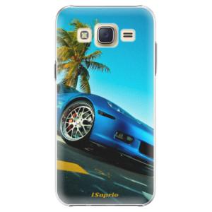 Plastové pouzdro iSaprio Car 10 na mobil Samsung Galaxy J5