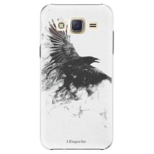 Plastové pouzdro iSaprio Dark Bird 01 na mobil Samsung Galaxy J5