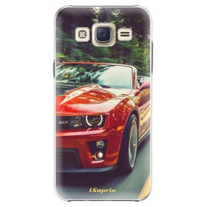 Plastové pouzdro iSaprio Chevrolet 02 na mobil Samsung Galaxy J5