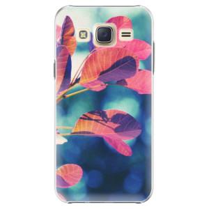 Plastové pouzdro iSaprio Autumn 01 na mobil Samsung Galaxy J5