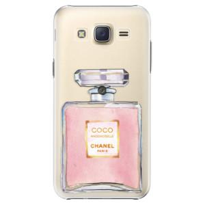 Plastové pouzdro iSaprio Chanel Rose na mobil Samsung Galaxy J5