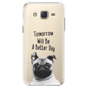 Plastové pouzdro iSaprio Better Day 01 na mobil Samsung Galaxy J5