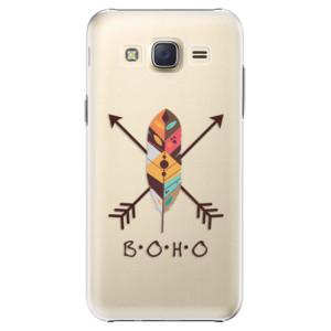 Plastové pouzdro iSaprio BOHO na mobil Samsung Galaxy J5