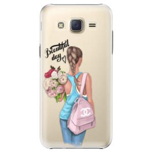 Plastové pouzdro iSaprio Beautiful Day na mobil Samsung Galaxy J5