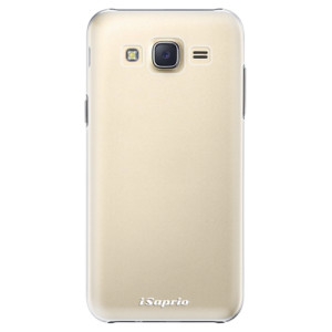 Plastové pouzdro iSaprio 4Pure mléčné bez potisku na mobil Samsung Galaxy J5
