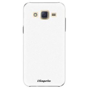 Plastové pouzdro iSaprio 4Pure bílé na mobil Samsung Galaxy J5