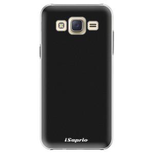 Plastové pouzdro iSaprio 4Pure černé na mobil Samsung Galaxy J5