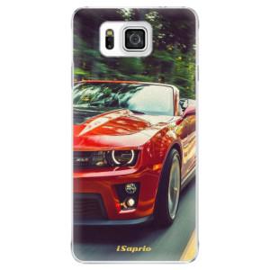 Plastové pouzdro iSaprio Chevrolet 02 na mobil Samsung Galaxy Alpha