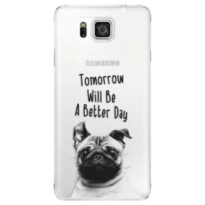Plastové pouzdro iSaprio Better Day 01 na mobil Samsung Galaxy Alpha