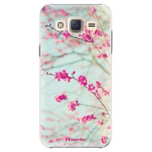Plastové pouzdro iSaprio Blossom 01 na mobil Samsung Galaxy Core Prime