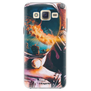 Plastové pouzdro iSaprio Astronaut 01 na mobil Samsung Galaxy Core Prime