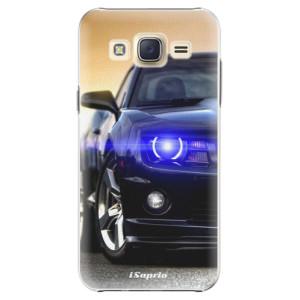 Plastové pouzdro iSaprio Chevrolet 01 na mobil Samsung Galaxy Core Prime