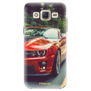 Plastové pouzdro iSaprio Chevrolet 02 na mobil Samsung Galaxy Core Prime