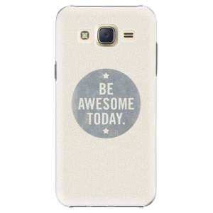 Plastové pouzdro iSaprio Awesome 02 na mobil Samsung Galaxy Core Prime