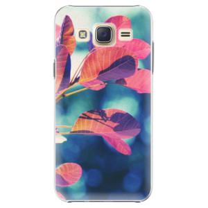 Plastové pouzdro iSaprio Autumn 01 na mobil Samsung Galaxy Core Prime