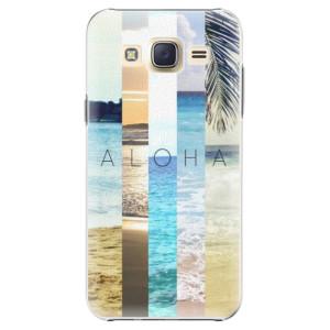 Plastové pouzdro iSaprio Aloha 02 na mobil Samsung Galaxy Core Prime