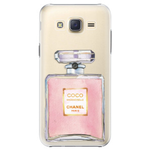 Plastové pouzdro iSaprio Chanel Rose na mobil Samsung Galaxy Core Prime