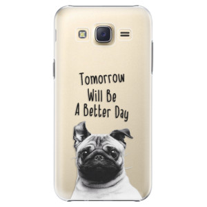 Plastové pouzdro iSaprio Better Day 01 na mobil Samsung Galaxy Core Prime