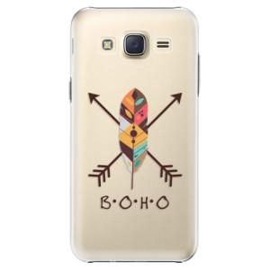 Plastové pouzdro iSaprio BOHO na mobil Samsung Galaxy Core Prime