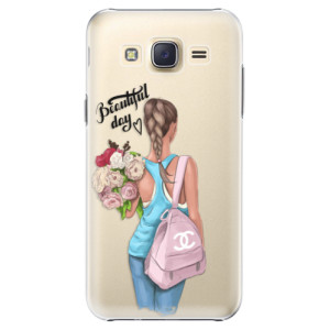 Plastové pouzdro iSaprio Beautiful Day na mobil Samsung Galaxy Core Prime