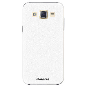 Plastové pouzdro iSaprio 4Pure bílé na mobil Samsung Galaxy Core Prime