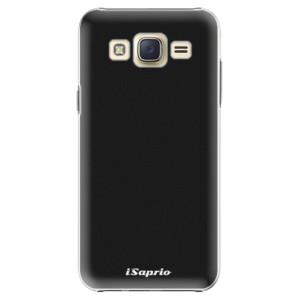 Plastové pouzdro iSaprio 4Pure černé na mobil Samsung Galaxy Core Prime