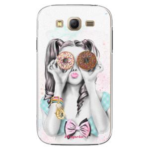 Plastové pouzdro iSaprio Donuts 10 na mobil Samsung Galaxy Grand Neo Plus