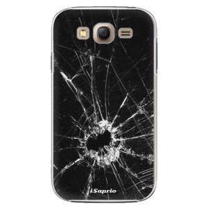 Plastové pouzdro iSaprio Broken Glass 10 na mobil Samsung Galaxy Grand Neo Plus