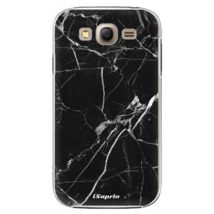 Plastové pouzdro iSaprio Black Marble 18 na mobil Samsung Galaxy Grand Neo Plus