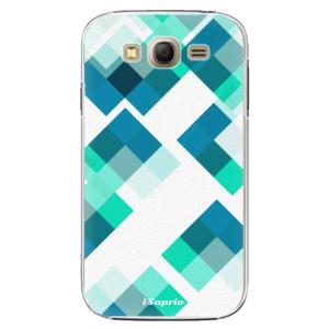 Plastové pouzdro iSaprio Abstract Squares 11 na mobil Samsung Galaxy Grand Neo Plus