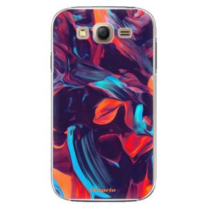 Plastové pouzdro iSaprio Color Marble 19 na mobil Samsung Galaxy Grand Neo Plus