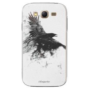 Plastové pouzdro iSaprio Dark Bird 01 na mobil Samsung Galaxy Grand Neo Plus