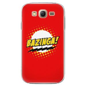 Plastové pouzdro iSaprio Bazinga 01 na mobil Samsung Galaxy Grand Neo Plus