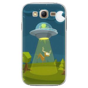 Plastové pouzdro iSaprio Alien 01 na mobil Samsung Galaxy Grand Neo Plus