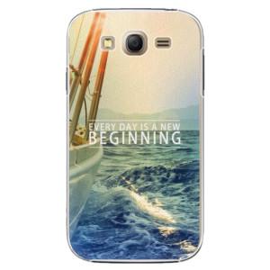 Plastové pouzdro iSaprio Beginning na mobil Samsung Galaxy Grand Neo Plus