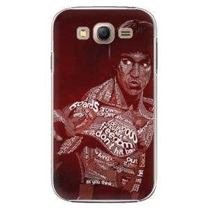 Plastové pouzdro iSaprio Bruce Lee na mobil Samsung Galaxy Grand Neo Plus
