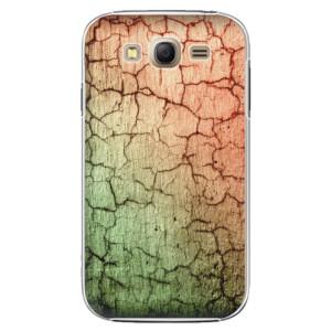 Plastové pouzdro iSaprio Cracked Wall 01 na mobil Samsung Galaxy Grand Neo Plus