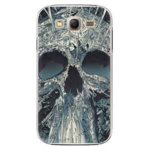 Plastové pouzdro iSaprio Abstract Skull na mobil Samsung Galaxy Grand Neo Plus